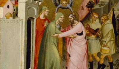 Sf. şi Drepţii părinţi Ioachim şi Ana