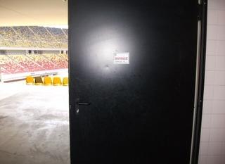 Stadionului Arena Nationala Bucuresti - Accesibilizat cu materiale tip semnalistica pentru persoanele cu deficiente de vedere