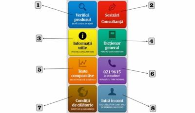 Aplicatia InfoCons mai accesibila pentru utilizatori!