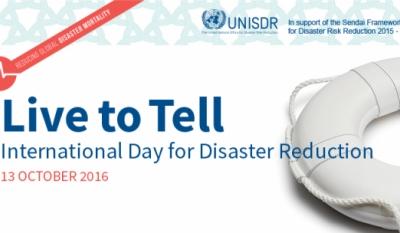 Ziua internațională pentru reducerea dezastrelor