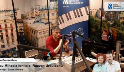 Președintele InfoCons, Sorin Mierlea, în direct la Radio România Bucuresti FM