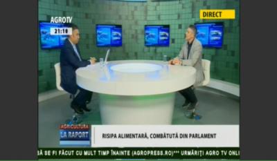 Președintele InfoCons, Sorin Mierlea, în direct la Agro TV