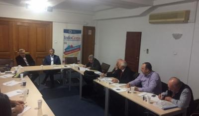 Adunarea Generala a Federatiei Asociatiilor de Consumatori organizata la sediul ANPC