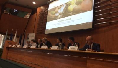 """Reprezentanții InfoCons participă la Seminarul """"Împreună împotriva risipei alimentare, împreună împotriva sărăciei"""""""
