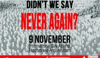 Ziua internațională de luptă împotriva fascismului și antisemitismului