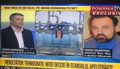 Președintele InfoCons, Sorin Mierlea, a acordat un interviu pentru România TV