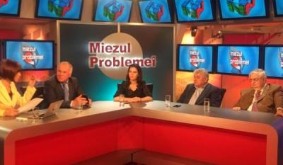 Reprezentanții InfoCons vorbesc despre Miezul Problemei la Național TV