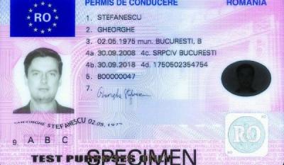 Pierderea, furtul, înlocuirea permisului de conducere - Ce este de făcut?