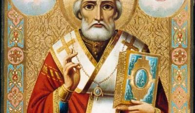 La mulți ani cu ocazia Sfântului Ierarh Nicolae
