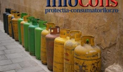 Știați că… - butelii pentru gaz petrolier lichefiat (GPL) - tip aragaz