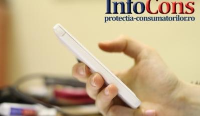 Escrocherii prin intermediul telefonului mobil