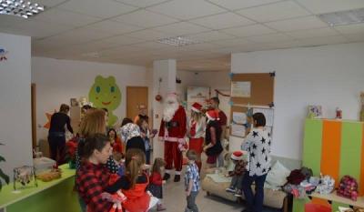 Reprezentanții InfoCons au sarbatorit venirea Crăciunului cu o Rază de Speranță