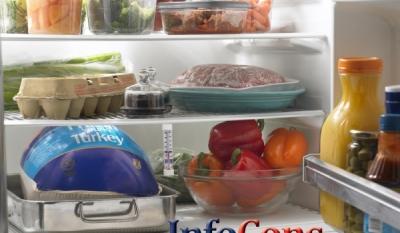 Pastrati un frigider sanatos