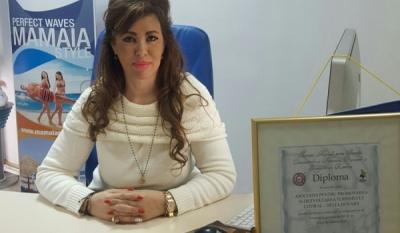 Mesajul de sarbatori al ambasadorului InfoCons Corina Martin