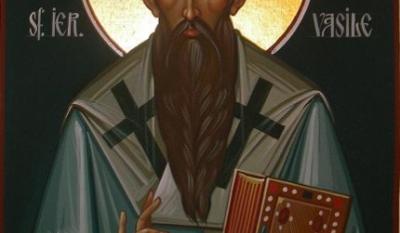 La mulți ani cu ocazia Sfântului Ierarh Vasile cel Mare!