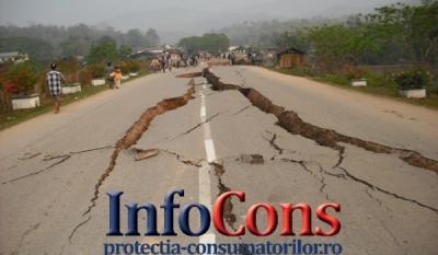 Cum se produc cutremurele?