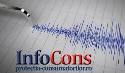 Cutremurele în România