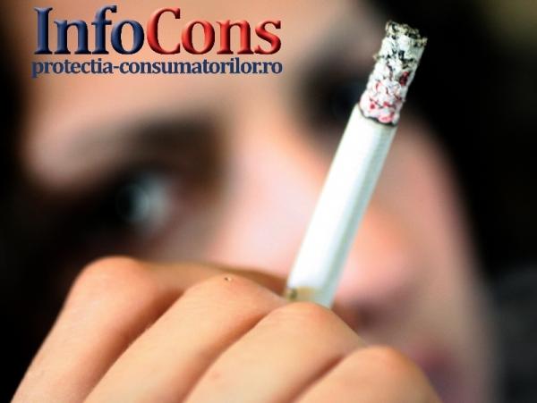 Reguli de prevenire a incendiilor - fumatul