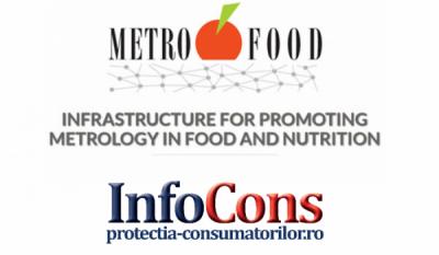 Participare InfoCons la prima intalnire din cadrul proiectului European METROFOOD-RI