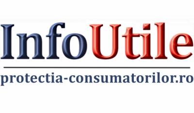 Aplicația InfoCons InfoUtile