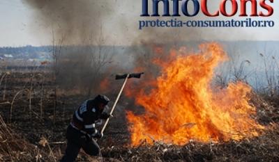 Reguli de prevenire a incendiilor - focul deschis