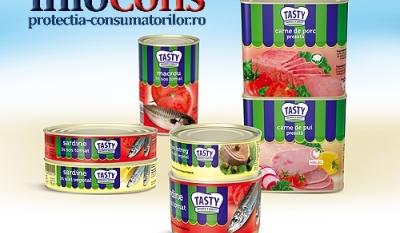 Igiena produselor alimentare - atunci când deschideţi o conservă şi nu intenţionaţi să consumaţi