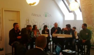 Reprezentantii InfoCons participa la Conferinta de lansare a proiectului - SES Sa Evoluam Sustenabil
