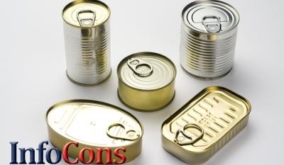 Reguli generale în magazin - Cumpăraţi conserve şi borcane care sunt intacte (nedeteriorate).