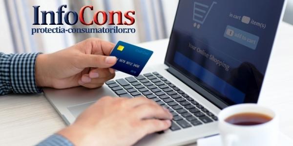Cumparaturi  on-line de la comercianti din afara UE
