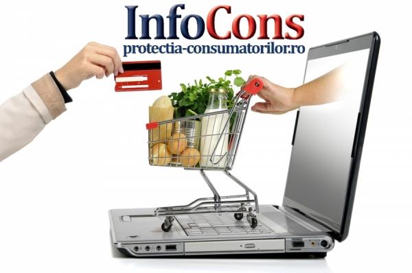 Cumparaturi on-line in UE