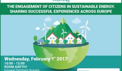 Presedintele InfoCons, Sorin Mierlea, participa la evenimentul The engagement of citizens in sustainable energy