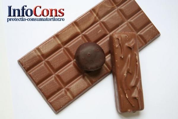Ştiaţi că... Ciocolata şi produsele din cacao...