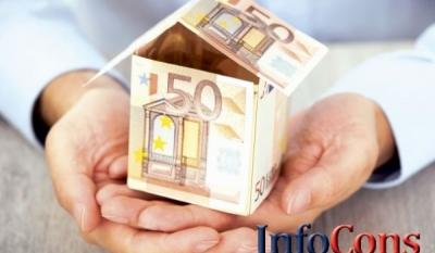 Cât plateşti la un Credit Prima Casă cu avans de 5% comparativ cu 10%?