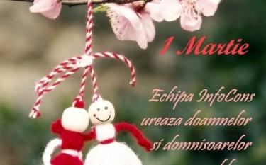 1 Martie - Ziua mărțișorului
