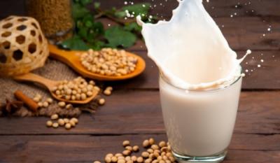 Produse de post - Lapte de soia