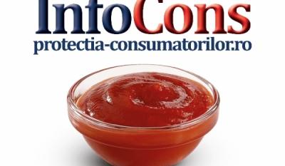 Sosuri: Ketchup - știi ce mănânci?