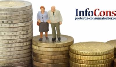 La pensie, în străinătate