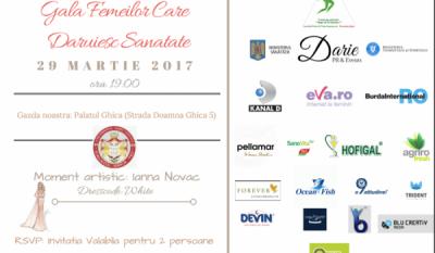 Președintele InfoCons, Sorin Mierlea, participă la Gala Femeilor care Dăruiesc Sănătate