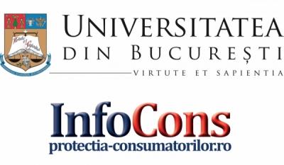 Universitatea din București a semnat un acord de colaborare cu InfoCons
