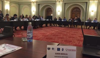 Grupul de Lucru cu privire la elaborarea Strategiei de Dezvoltare a Învățământului Profesional și Tehnic