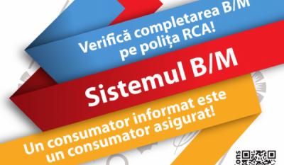 RCA - Sistemul B/M