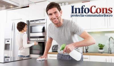 Igiena produselor alimentare - Hainele şi curăţenia din bucătărie