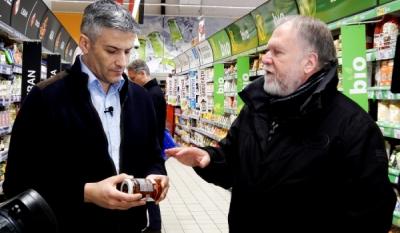 """Cum alegem produsele de la raft? Află Vineri, 21 Aprilie, la """"Eu, Consumatorul"""", la TVR1"""