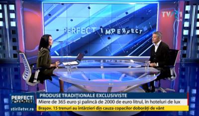 """Președintele InfoCons, Sorin Mierlea, în direct la emisiunea """"Perfect Imperfect"""", TVR 1"""