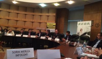 """Reprezentanții InfoCons au participat la evenimentul """"Eficiența Energetică - între obligativitate și oportunitate"""""""