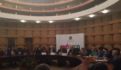 """Președintele InfoCons, Sorin Mierlea, participă la seminarul """"Mexic – Un nou orizont pentru companiile românești"""""""