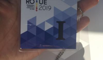 """Președintele InfoCons, Sorin Mierlea, participă la dezbaterea """"Președinția română la Consiliul UE 2019 – Împreună pentru consolidarea proiectului european"""""""