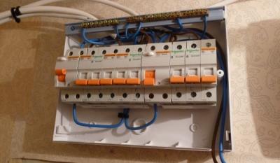 Reguli de prevenire a incendiilor - instalațiile și aparatele electrice