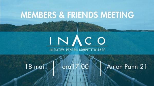 """Președintele InfoCons, Sorin Mierlea, participă la evenimentul """"Members & friends meeting"""" organizat de INACO"""