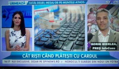 Președintele InfoCons, Sorin Mierlea, în direct la Antena Stars